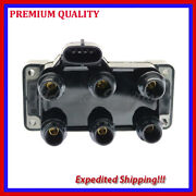 1pc Ufd340 Ignition Coil For 1994 1995 1996 1997 1998 1999 Ford Mustang V6 3.8l