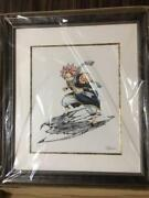 Hiro Mashima And039 Fairy Tail And039 Printed Picture With Autograph F/s From Japan