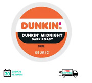 Dunkin Donuts Dark Coffee K-cups You Pick The Size