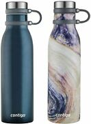 Contigo Couture Collection Vacuum-insulated Stainless-steel Water Bottle