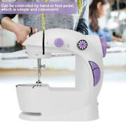 Desktop Small Sewing Machine Electric Hand Held Household Tailor Stitch Hot Sale