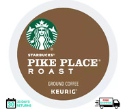 Starbucks Pike Place Keurig Coffee K-cups You Pick The Size