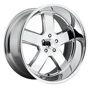Cpp Us Mags U116 Hustler Wheels 20x9.5 Fits Chevy Caprice Impala Ss