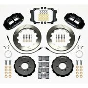 Wilwood 140-12789 Front Brake Kit Hat For 2006-2013 Audi A3 New