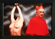 Andres Serrano Heaven And Hell Cibachrome Print Face-mounted To Plexiglas Sig