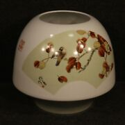 Chinese Vase Oriental Cup Furniture In Painted Ceramic Antique Style Flowers