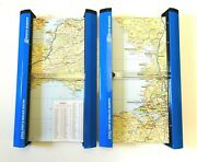 Route Runner Map Cartridge System England And Wales Maps 1985andnbsp2 X Maps
