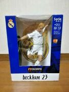 Ft Champs Real Madrid David Beckham 23 Figure Soccer Football Collection