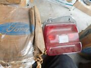 Nos 1969 Ford Fairlane Torino Formal Roof/convertible Lh Taillight Tail Lamp Asb