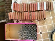 About 2400-2500 Sorted Lincoln Wheat Pennies. Free Shipping