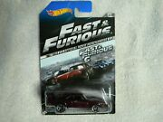 Hot Wheels Fast And Furious 6 - And03969 Dodge Charger Daytona 8/8 D
