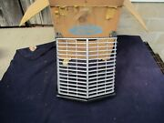 Nos Oem 1972 Ford Galaxie 500 Argent Painted Center Grille Ltd Xl