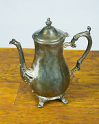 Wm. Rogers 800 Silverplate Teapot, Vintage, In Good Condition