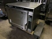 2015 Menu Master Mce14 Microwave Convection Oven