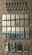 44 Piece Todco Style Box Truck /trailer Roll Up Door Hinge And 1 Roller Kit
