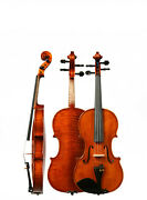 Josef Holpuch No. 1/70 Czech Luthier Viola Size 16andprime Amazing Sound Best Price