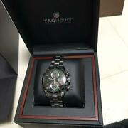 Tag Heuer Carrera Tuscan Hill Road Limites Japan Limited Edition Mens Wristwatch