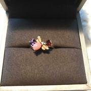 Chaumet Attrape-moi Ring Us6.5 Bee From Japan Free Shipping