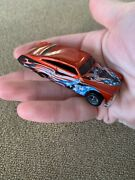 Hot Wheel 1989 Independence Car Mattel Diecast Collectible