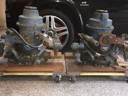 Paragon P43 Transmissions - Left And Right - 2.51 Reduction - 1100 For Pair