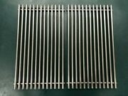 Weber Spirit 200 Series Grill Grates Heavy Duty Solid 3/8 Rod And Flavor Bars