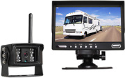 Auto-vox Digital Wireless Backup Camera System Mw3 With 7 Hd Back Up Monitor, S