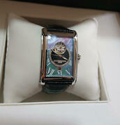 Frederique Constant Black Shell Fc-315mpb4c26 Limited 500 Watch Japan F/s