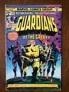 Vintage Astonishing Tales Feat. Guardians Of The Galaxy 29 Marvel Comics 1975