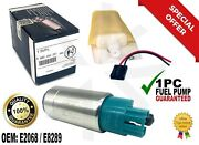 New Replacement Fuel Pump And Install Kit 02 W/ Lifetime Warranty E2068 300lph 🔥