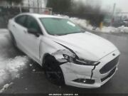 2013-2015 Ford Fusion Passenger Front Door White 1528474