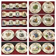 Macy's All The Days Of Christmas Set Of 24 Pieces Lot