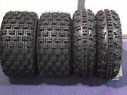 Honda Trx 450r Quadboss Sport Atv Tires Set 4 21x7-10 20x10-9 4 Pr
