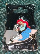 Disney Pin Ariel The Little Mermaid And Max Heroines Dogs Wdi Le 250 Pins Set/lot