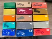 Rio Car Toy Collection Of 15 Cars