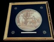 Hand Colored Etching By Thomas Burke 1749 Andndash 1815 After Angelica Kauffman 2