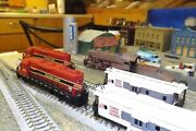 Florida Central Bay 105 N-scale Custom Painted Caboose