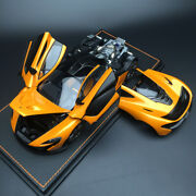Autoart 118 Scale Mclaren P1 Diecast Car Model Collection Gift 76063