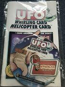 The Ufo Whirling Card Helicopter Card Magic Tricks Houdiniand039s Las Vegas