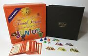 Andlsquo94 Trivial Pursuit Junior Board Game Third Edition Parker Brothers Complete