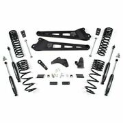 Zone Offroad D69n 5.5 Inch Radius Arm Suspension System For 2014-18 Ram 2500 New