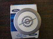 Nos Oem Ford 1957 1963 Truck Pickup Steering Wheel Horn Button 1958 1959 1960 Wh