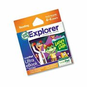 Leapfrog Leappad Ultra Ebook Letters On The Loose Game
