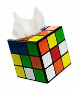 Getdigital Magic Cube Tissue Box From The Big Bang Theory, X-large / 8, Other