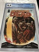 Walking Dead 27 Cgc 8.5 1st App The Governor Martinez And The Town Of Woodbury