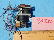 Wurlitzer Wallbox 3020 Coin Relay 45483 And Selector Relay 45484 Assembly