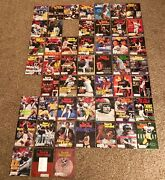 Large Sports Illustrated Collection - 8 Years
