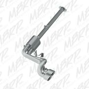 Mbrp T304 S.s. Catback Exhaust Preaxle Dual Outlet For 2009-2014 Ford F-150
