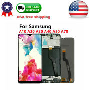 Lcd Screen Touch Digitizer Replace For Samsung Galaxy A10 A20 A30 A40 A50 Lot Us