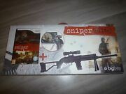 Sniper Elite Nintendo Wii Limited Edition With Sniper New And Sealed