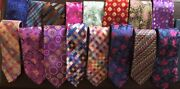 Beautiful Tie Collection Many Duchamp
